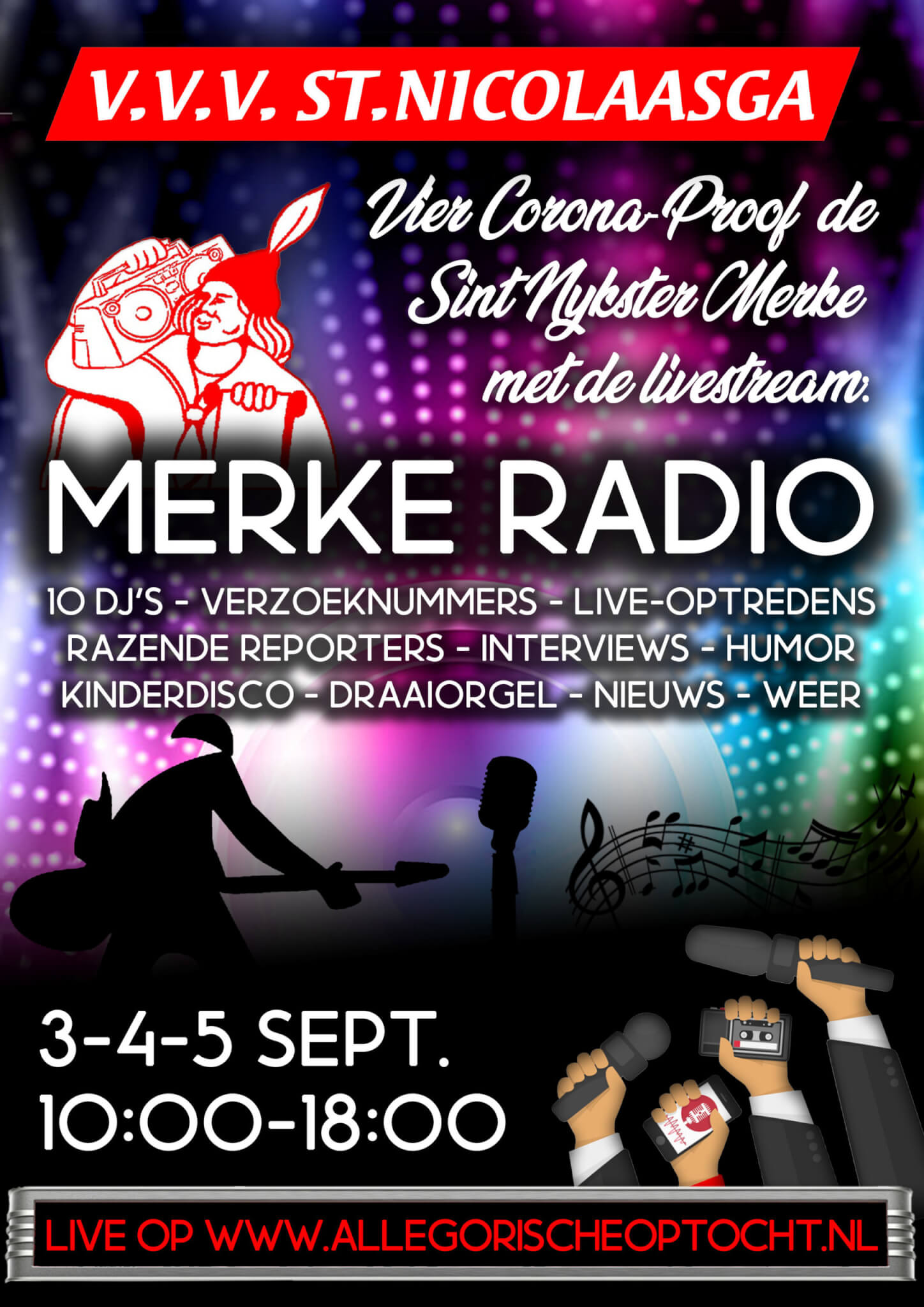 VVV Merke Radio
